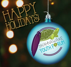 Happy Holidays from the KYF!