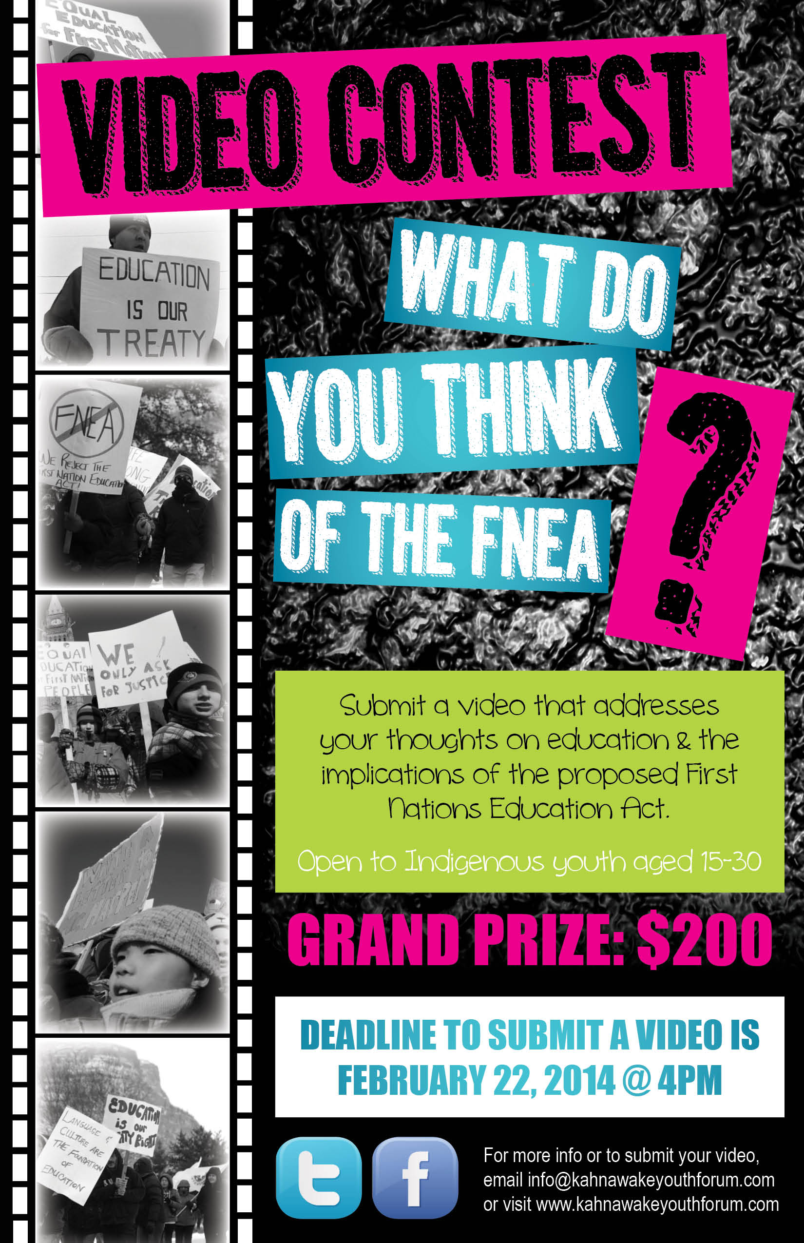 FNEA Video Contest DRAFT